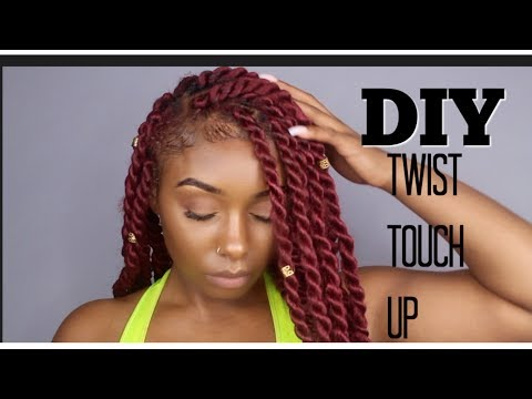 How To Make Your Braids Last Longer | Asia Monae