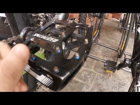 Specialized Bennies Platform Pedal Review