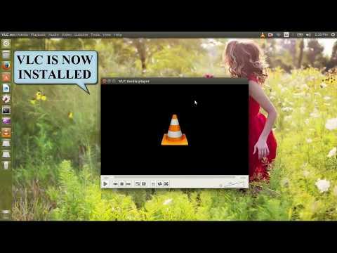 How to install vlc in ubuntu