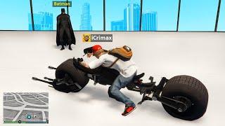 Ich KLAUE das BATMAN MOTORRAD in GTA 5 RP!
