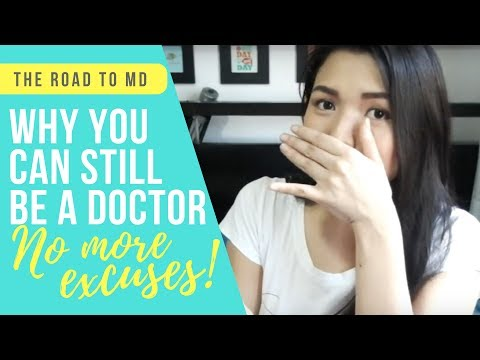 I'm Not Smart/Rich Enough For Med School! (Debunking Common EXCUSES) || DoktAURA