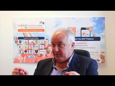 MyClubFinances.com interview with Tom Carr of Athenry GAA