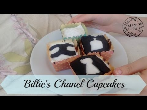 Chanel Cupcakes | WestEndActress