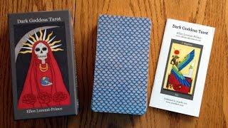Dark Goddess Tarot Review