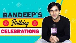 Randeep Rai Celebrates His Birthday With India Forums | Yeh Unn Dino Ki Baat Hai