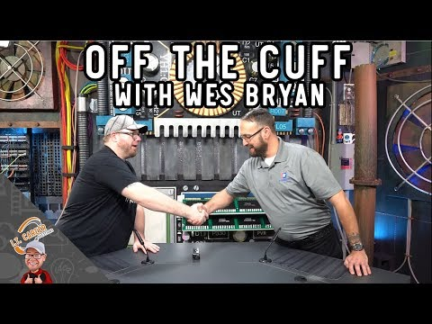 Impromptu Interview with Wes Bryan of ITPro.TV - OFF THE CUFF