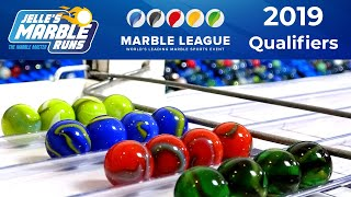 Marble Race: MarbleLympics 2019 Qualifiers
