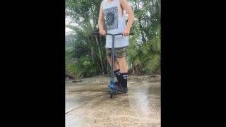 🙀how to powerslide on scooters🙀