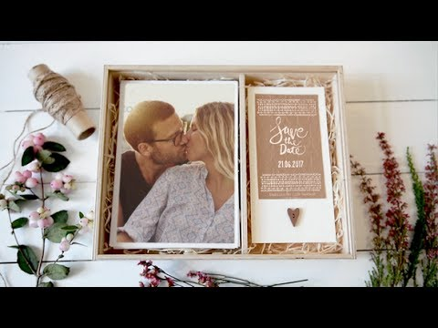 Wedding Invitation Box | After Effects template