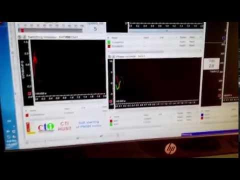 Open loop V/f control of PMSM servo motor at very low speed