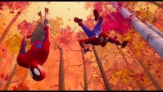 'Spider-Man: Into The Spider-Verse' Official Trailer (2018)   Shameik Moore, Mahershala Ali