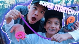 SUPER STRETCHY KIDS TOY!