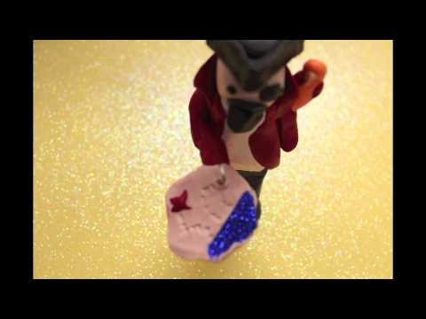 Drink Coke - Stop Motion Claymation Movie Made in iMovie