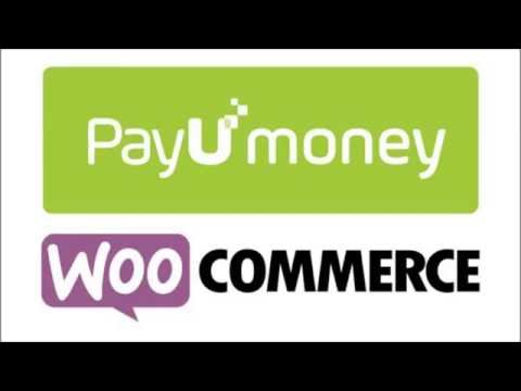 How to tutorial video on payumoney integration with woocommerce plugin inside wordpress