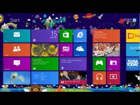 How to download Windows 8 trial