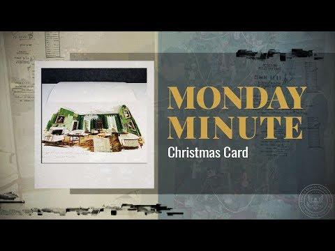 Monday Minute Ep. 51 (Season 2) — Christmas Card