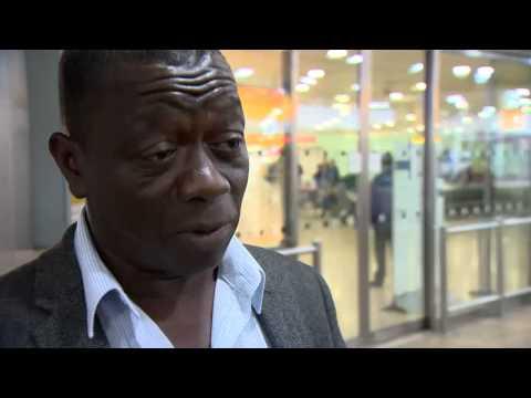 Heathrow Ebola screening 'optional' says passenger