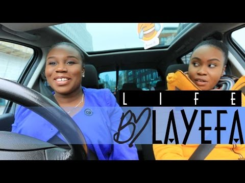 Where do black people live in London? | Car Banter | Life by Layefa