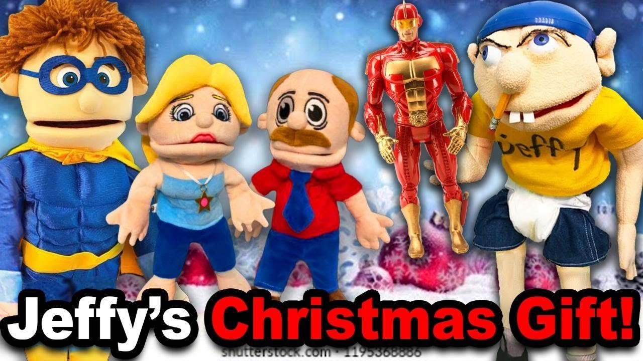 SML Movie: Jeffy's Christmas Gift!