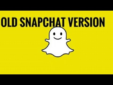 How to get old Snapchat filters back