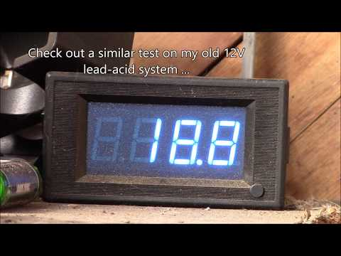 16V Power Wall / Inverter Surge Test
