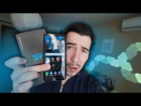 Реальный отзыв о Galaxy S9+ ( Минусы и недостатки)