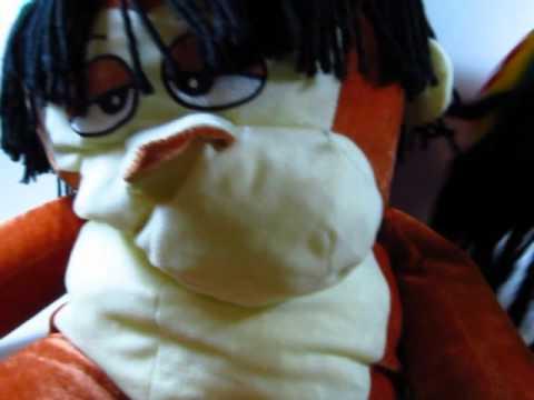 Jumbo Rasta Dreadlocks Monkey and Jamaican Banana For Sale