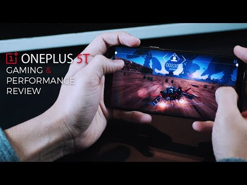 OnePlus 5T Gaming Performance and Benchmark (4K)