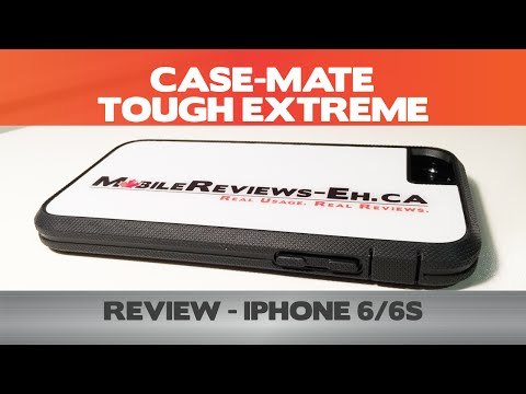 Case-Mate Tough Extreme Review - iPhone 6