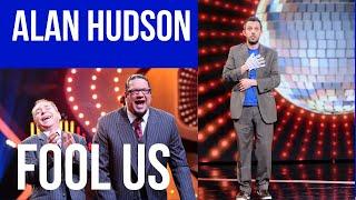 Alan Hudson - Penn & Teller: Fool Us - ITV