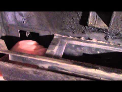 Englander Stove Works 55-SHPEPL Pellet Stove Cleaning