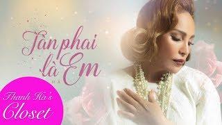 Tàn Phai Là Em - Thanh Hà ( St Đức Trí) | Lyrics Video