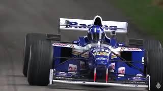 Damon Hills Williams Fw18. Goodwood Festival Of Speed