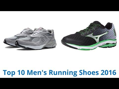 10 Best Men's Running Shoes 2016