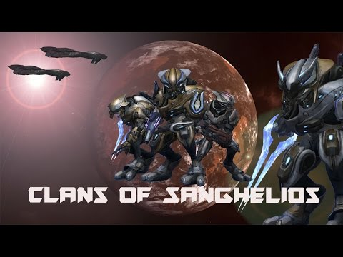 Clans of Sanghelios Episode 1 Season 1 (A Halo Reach Machinima)