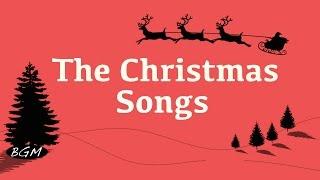 Christmas Songs Jazz & Bossa Nova Cover - Piano & Guitar Instrumental Music