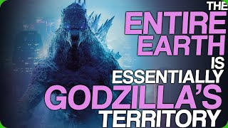 Wiki Weekdays | The Entire Earth is Essentially Godzilla's Territory