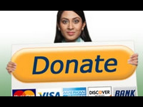 How to add Paypal donation button to Blogger