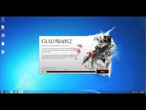 HDGW2: How to run Guildwars2 on a Mac