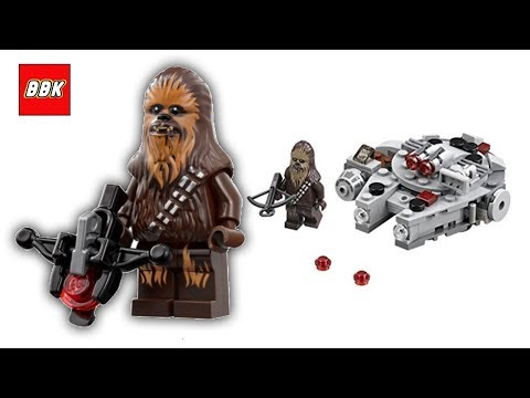 LEGO Star Wars Millennium Falcon Microfighter 75193 Quick Lego Review