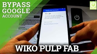 Bypass Google Account Wiko Lenny 2 - The Most Popular High Quality