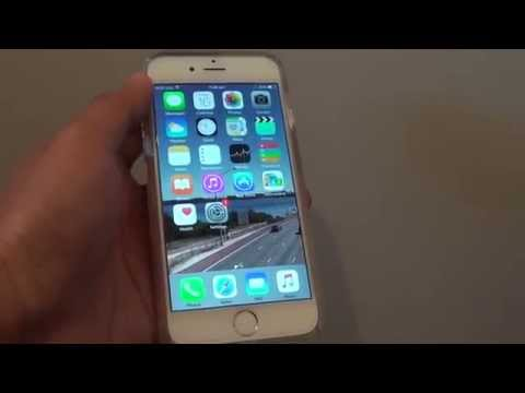 iPhone 6: How to Change New Email Alert Sound