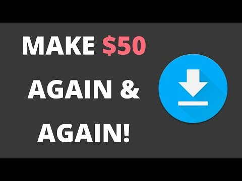 HOW TO MAKE $50 AGAIN AND AGAIN BY TESTING APPS!!
