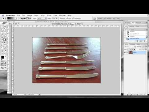 Faking Depth of Field in Photoshop
