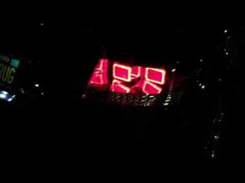 Audi TT Spec D Tuning Tail Lights Night Time View!!!
