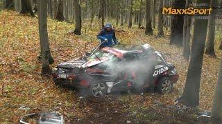 Rally Crash Compilation 2015 Part 2