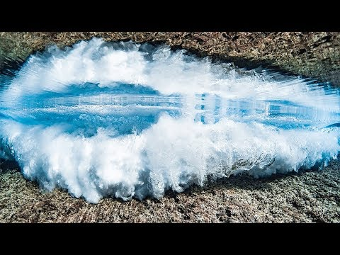 Experience Ben Thouard's Underwater Photography Brilliance   The Making of SURFACE (trailer)