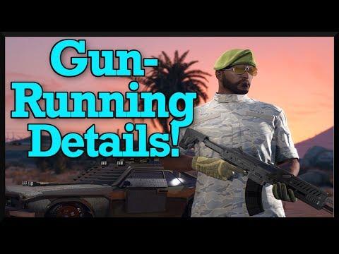 GTA 5: New Gunrunning DLC News & Screenshots! (New APC Tank, New Guns, June Release & More)