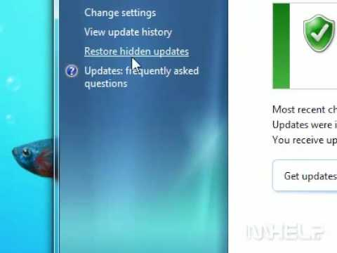 How to check for Windows updates in Windows 7