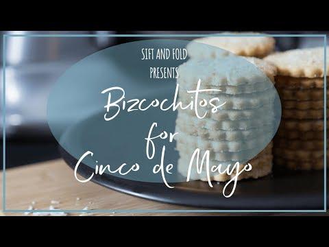 Bizcochito Cookies!